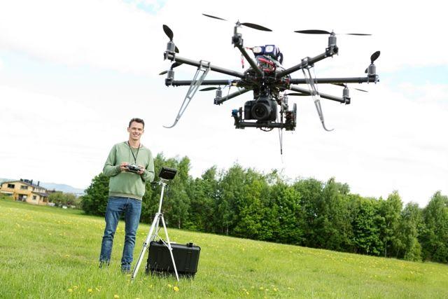 Foto de Curso Piloto Drones MasterD