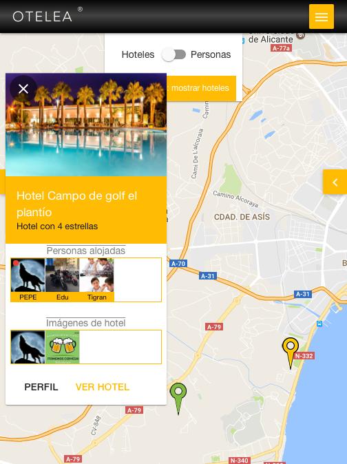 Fotografia Hotel