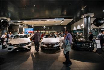 Presentación nuevo Mercedes-Benz Clase E Coupé y All-Terrain AUTOLICA