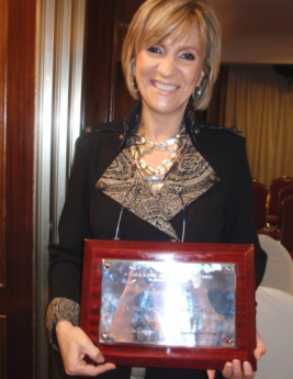 Verónica Casado es considerada una pionera de la medicina de familia en España.