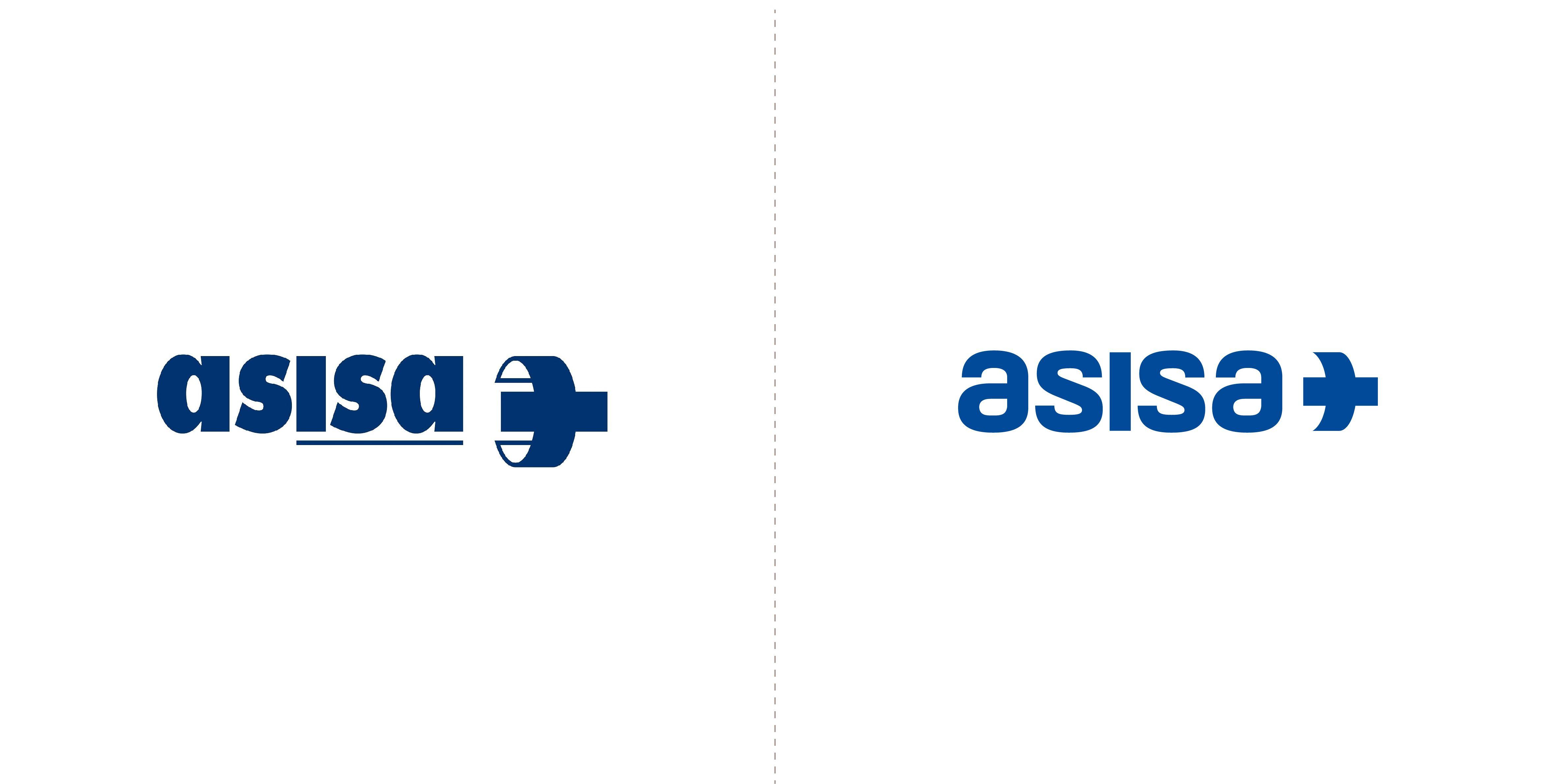 Foto de Indira firma la nueva imagen corporativa de Asisa y rediseña