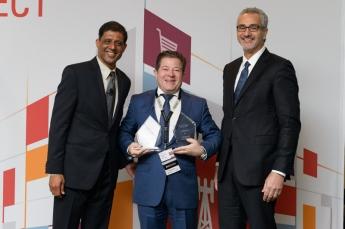 Datatronics premiada un año más por Oracle Communications