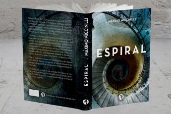 """""""Espiral"""", novela política shock"""