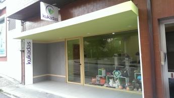 Tienda física de Kukadas.tienda