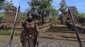 Foto de Personaje de la nueva entrega de Elder Scrolls Online,