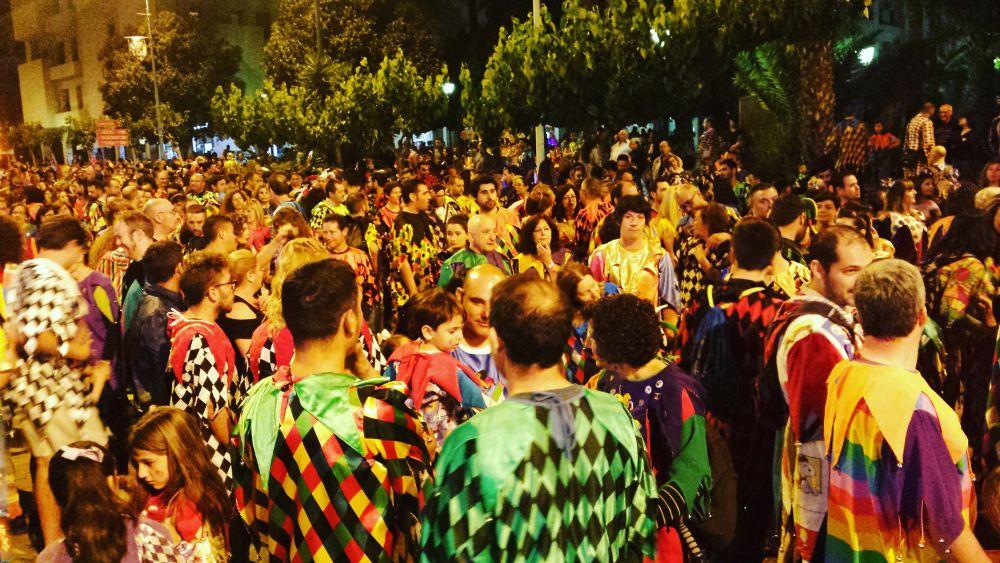 Foto de Más de 8000 participantes en Los Mayos de Alhama de Murcia