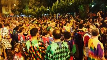 Más de 8000 participantes en Los Mayos de Alhama de Murcia