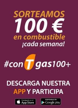 #conTgas100+