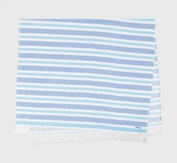 Foto de Toalla Sinoto de Textura Interiors en color azul