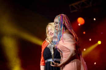 Lucrecia Premio Latino de Oro 2017