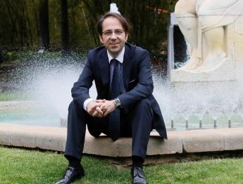 Gerardo Pérez Sánchez presenta