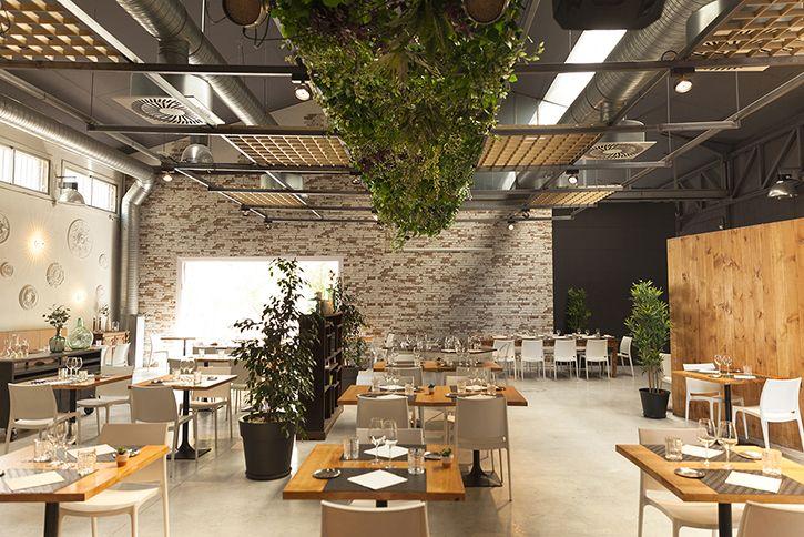 El restaurante Roseta abre sus puertas en Madrid bajo el concepto 'farm-to-table'