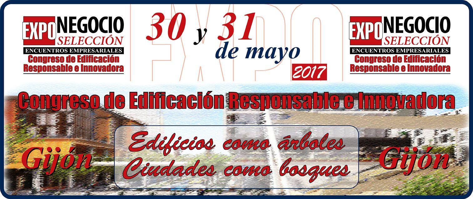 Foto de Congreso de Edificación Responsable e Innovadora en Gijón.