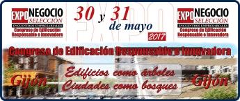 Congreso de Edificación Responsable e Innovadora en Gijón. 30 y 31 de mayo