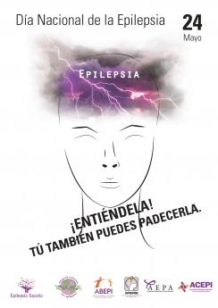 Cartel Día Nacional de la Epilepsia 2017