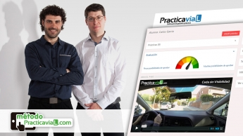 Foto de Nace el método PracticaVial.com para formar conductores
