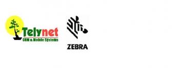 Logo Telynet - Zebra