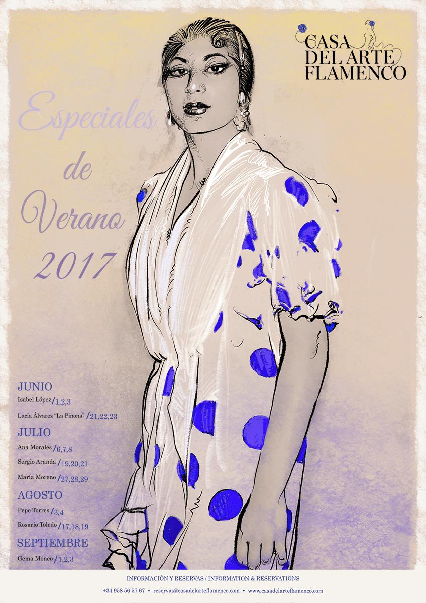 Una cita imprescindible para el Flamenco en Granada este verano