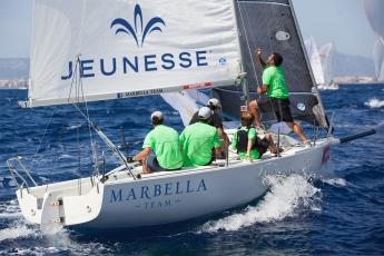 Embarcación Jeunesse Marbella Team