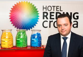 Stefan Janer, Director del Hotel Reding Croma