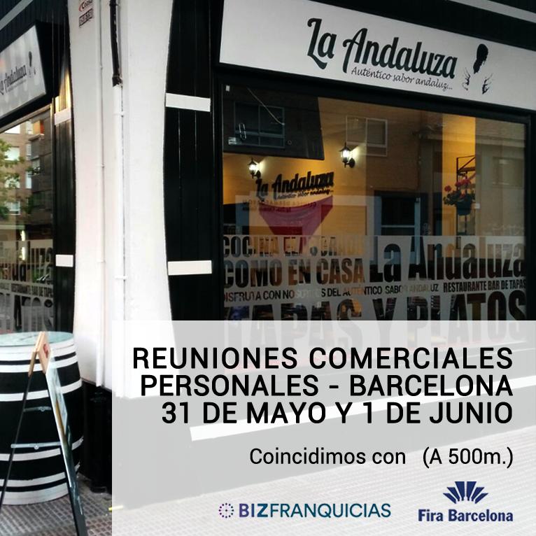 Foto de Reuniones comerciales personales Barcelona La Andaluza