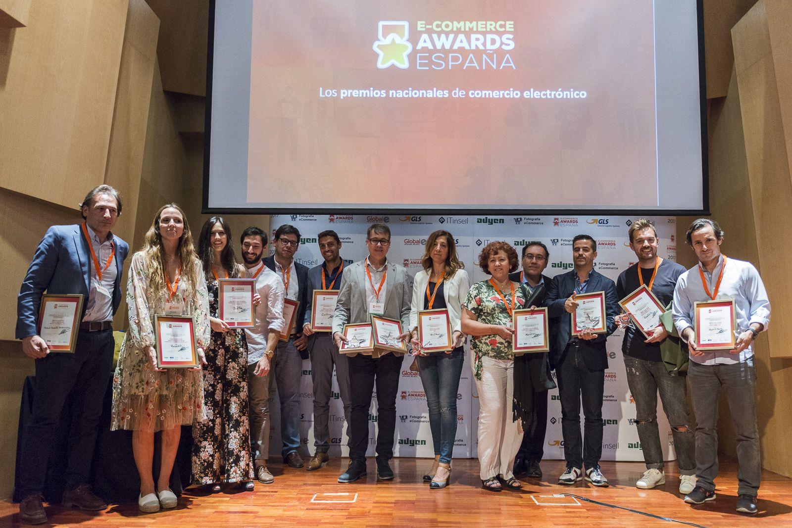Foto de E-Commerce Awards 2017