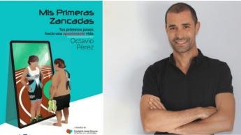 Foto de Portada Mis Primeras Zancadasy Octavio Pérez