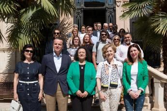 Presentación de IntTop en Palacio Huerto Ruano, Lorca
