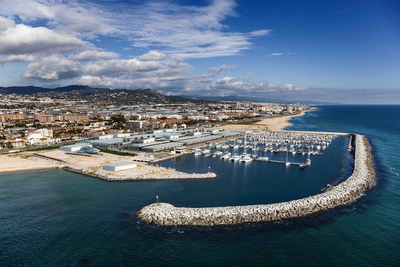 Marina port premi presenta su proyecto ante los for Piscina premia de mar