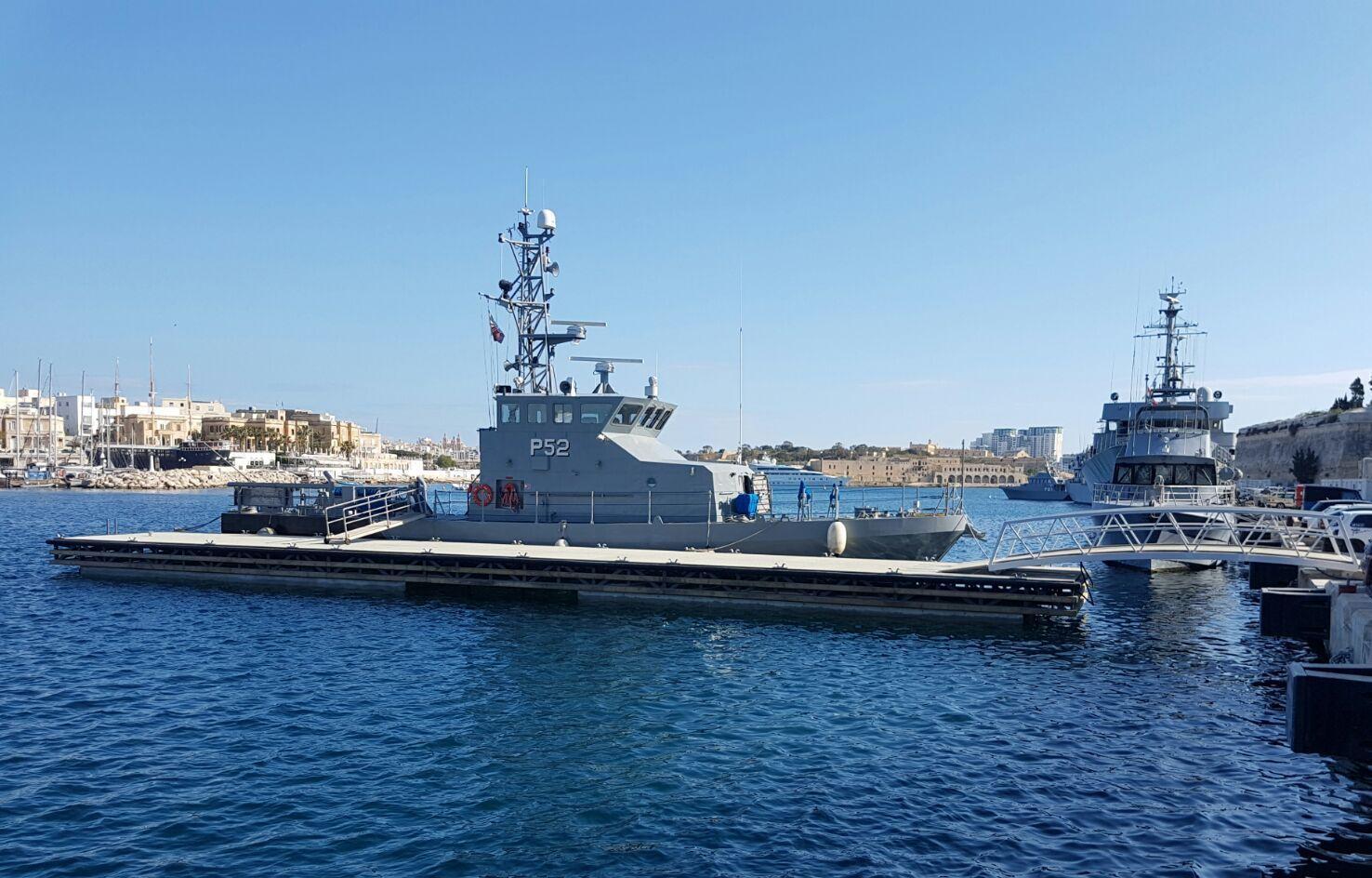 Foto de Pantalán Malta