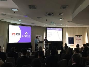 Foto de Seminario de Academia de Mercados y XM