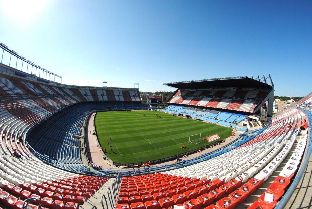 Foto de Estadio Vicente Calderón