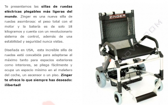 sillas de ruedas electricas