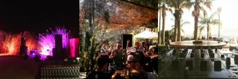 Algunos de nuestros eventos en Ibiza