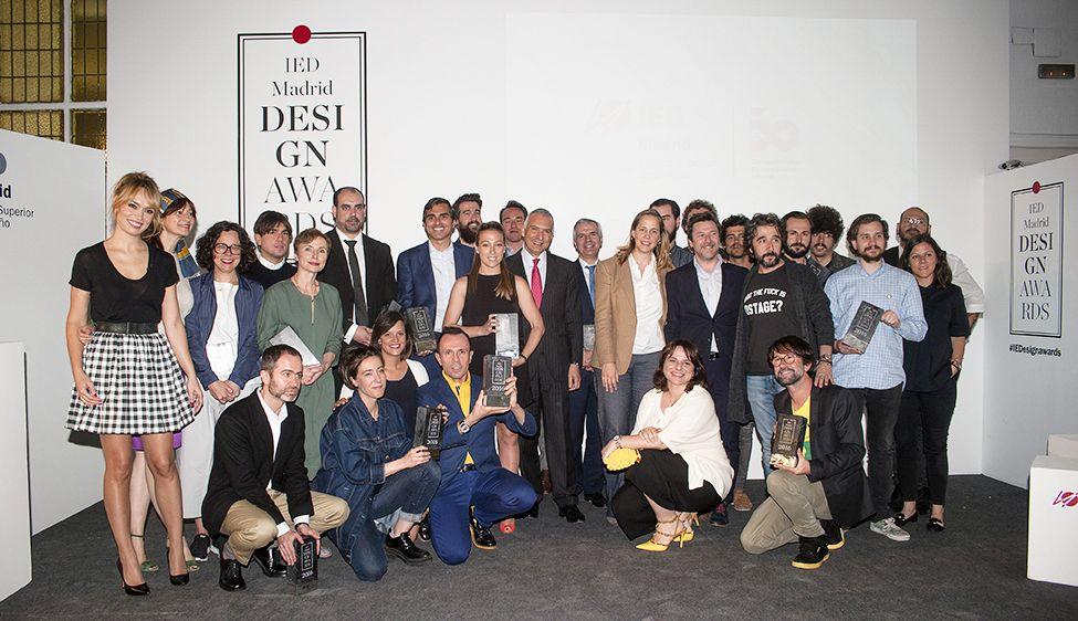 Foto de Foto grupal de los premiados en la anterior edición de los