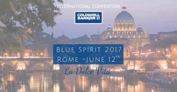 Foto de Coldwell-Banker-Espana-Andorra-Roma-2017-Blue-Spirit