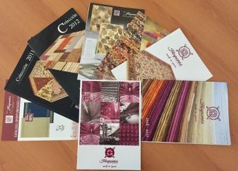 Foto de Últimos catálogos anuales de Alfombras Hispania