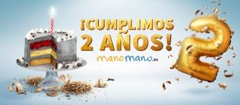 Foto de 2o aniversario de ManoMano en España