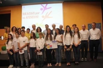 Foto de En la presentación de Alicante, con la Directora General de