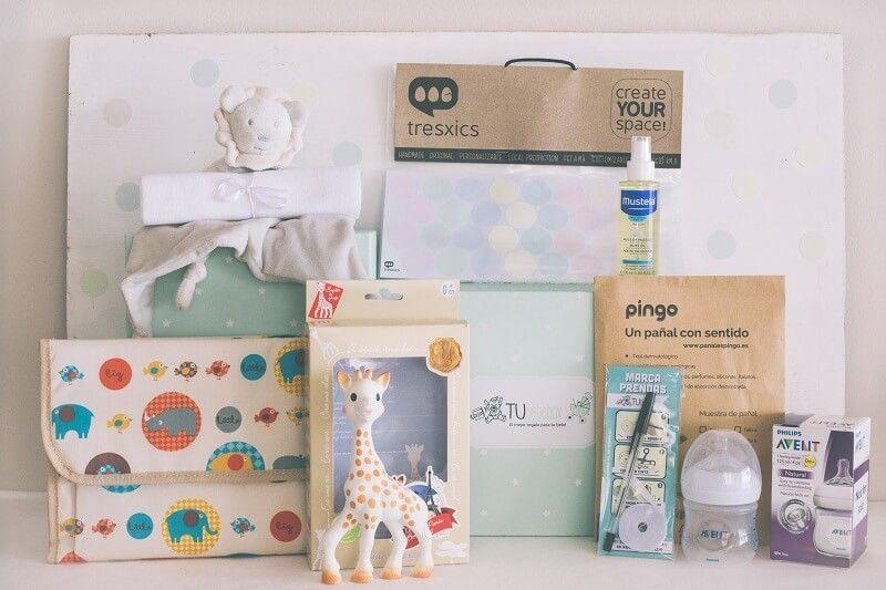 Foto de A Star is Born: Caja regalo para bebés original
