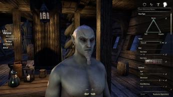 Herramienta de creación de personajes en el videojuego TESO: Morrowind