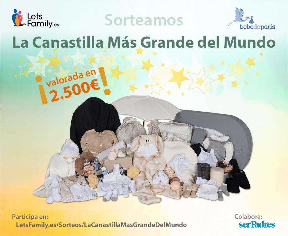 Foto de La Canastilla de Bebé Más Grande del Mundo