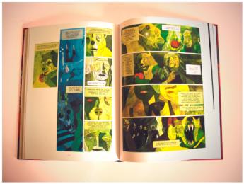 Foto de Los Dientes de la Eternidad, Mejor Novela Gráfica en los
