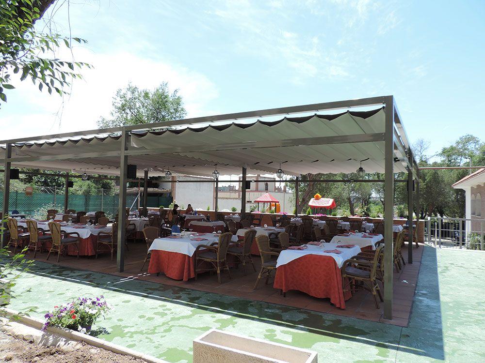 El consumo de frutas y verduras clave para combatir las for Restaurantes con terraza madrid