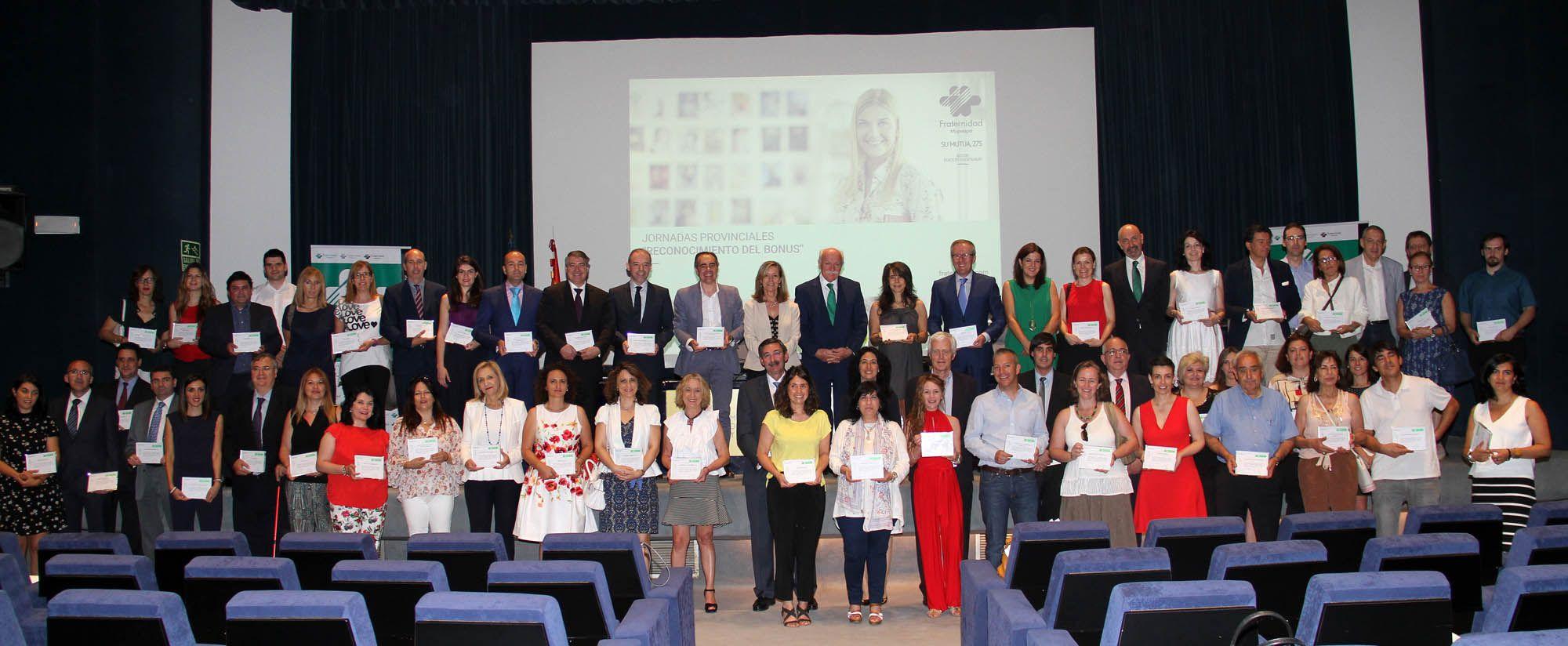 Foto de Foto de grupo Bonus Madrid