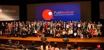 Gran éxito en la 11º edición del Festival Internacional de la Publicidad Social, Publifestival.