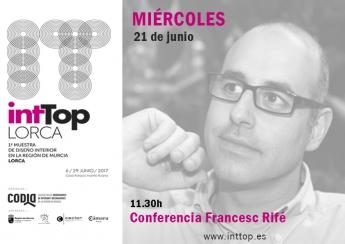 Conferencia Francesc Rifé