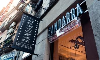 Bandarra Bar, un nuevo concepto gastronómico en Alicante