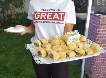 Las carnes con Sello de Calidad presentes en la celebración del cumpleaños de la Reina Isabel II