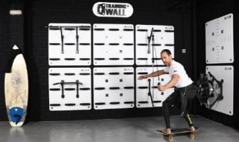 Training Wall - Surf